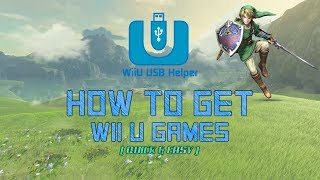 Download How to get Wii U Games, Updates & DLC Video
