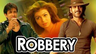 Download Robbery - Hindi Dubbed Movie (2006) - Nagarjuna, Ayesha Takia, Sonu Sood | Popular Dubbed Movies Video