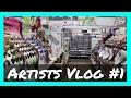 Download Artist Vlog #1 Video