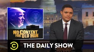 Download Trump Touts More Phony Accomplishments: The Daily Show Video