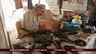 Download Guns sold on black market in local Iraqi bazaars Video