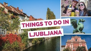 Download 10 Things to do in Ljubljana, Slovenia Travel Guide Video