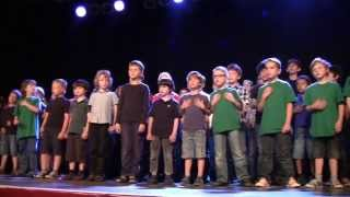 Download Youth Choirs in Movement 2013 - Final Concert I - Atelier 7 Video
