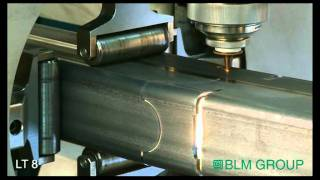 Download LT8 rect. tube cutting (3D) Video