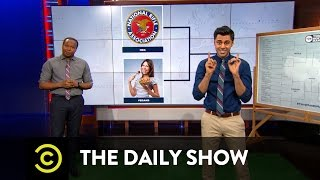 Download Third Month Mania Begins: The Daily Show Video