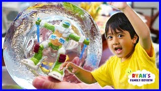 Download Freezing Our Toys Science Experiments!!! Video