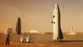 Download What will SpaceX do when they get to Mars? Video
