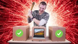 Download РАЗБИЛ MacBook Pro 😭/ НЕ УНИЧТОЖЬ МОЙ MacBook Pro ЧЕЛЛЕНДЖ😱 Video