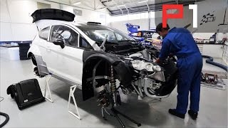 Download How to make a WRC car - behind the scenes at M-Sport Video