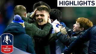 Download Will Grigg is on Fire!! | Wigan 1-0 Man City | 10-man City Knocked Out! | Emirates FA Cup 2017/18 Video