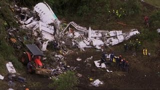 Download Colombia plane crash: jet may have run out of fuel, says aviation expert Video