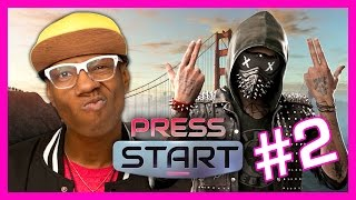 Download KILLER CRANE IN WATCH DOGS 2 (Press Start) Video