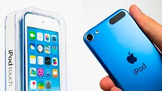 Download NEW iPod Touch (6th generation) - EPIC Unboxing & First Impressions! Video