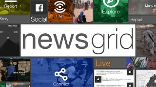 Download NewsGrid: Al Jazeera's first interactive news hour Video