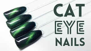 Download 4 Ways To CAT EYE Nails | Kocie Oko || My Wonderland Video