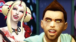 Download The Sims 4 VAMPIRES!! (Part 1) Video