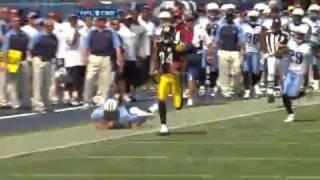 Download Antonio Brown 89 yard REVERSE Kickoff Return Touchdown Video