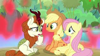 Download Autumn Blaze saves AJ & Fluttershy Video