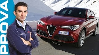 Download Alfa Romeo Stelvio | La prova completa del 2.2 diesel Q4 da 210 CV! Video