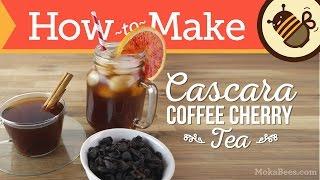Download Coffee Cherry Tea - Cascara (& Yemeni Qishr) Video