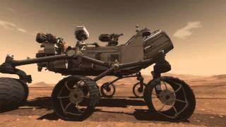 Download Amazing Movie of Mars Curiosity HD Video