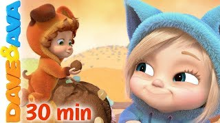 Download 🍨 Nursery Rhymes and Kids Songs | Baby Songs by Dave and Ava 😍 Video