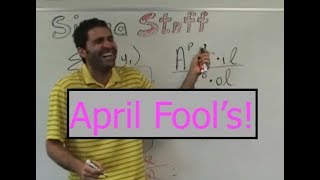 Download April Fool's! Teacher + students pull off the ultimate prank. Video