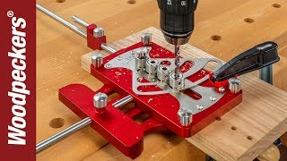 Download Woodpeckers Ultimate Doweling Jig Video