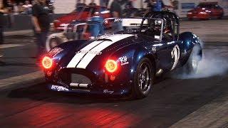 Download Drag Racing on 235 Radials/8.5 Slicks - Tulsa Raceway Park Video