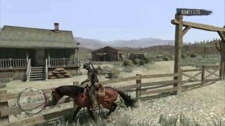 Download Red Dead Redemption (PS3) - Random Gameplay - Killing spree 1 (10/16/10) Video