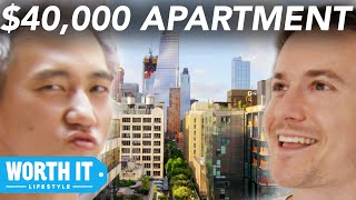 Download $1,700 Apartment Vs. $40,000 Apartment Video