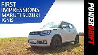 Download New Maruti Suzuki Ignis : 5 things you need to know : PowerDrift Video