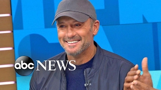 Download Tim McGraw discusses 'The Shack' live on 'GMA' Video