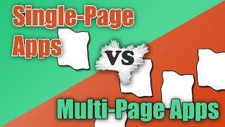 Download SPAs vs MPAs/MVC - Are Single Page Apps always better? Video
