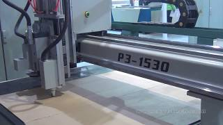 Download Multi function CNC Knife XYZ-CAM,P3-1530 with XOT,XCT,HSD spindle on exhibition shanghai 2015 Video