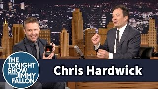 Download Chris Hardwick Proposed to His Fiancée with a Candy Ring Video