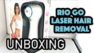 Download RIO GO LASER HAIR REMOVAL UNBOXING- How Does It Work? - MixMatch Video