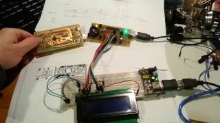 Download Homemade ARM STM32F103C8 dev. board (STM32-Arduino IDE) Video