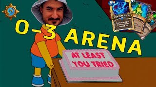 Download KRIPP DIGGING OUT ARSENAL OF EXCUSES, 0-3 ARENA IS HERE [Hearthstone, Witchwood] Video