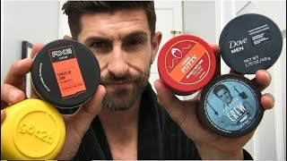 Download Testing Cheap Drugstore Hair Products To Find The BEST | Dove, Axe, Old Spice, Got2B, American Crew Video