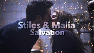 Download Stiles & Malia | Salvation Video