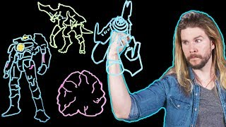 Download Why Do Pacific Rim Jaegers Need Two Brains? | Because Science w/ Kyle Hill Video