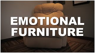 Download Emotional Furniture - Christoph Niemann | The Art Assignment | PBS Digital Studios Video