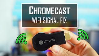 Download CHROMECAST WiFi Signal Fix (stutter or buffer problems) Video