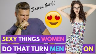 Download 7 Sexy Things Women Do That Turn Guys On Video