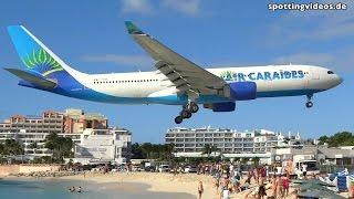 Download Maho Beach - St. Maarten - Princess Juliana Airport - 2014-01-16 Video