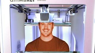 Download $5,000 3D Printer with MAGIC dissolving plastic! Video