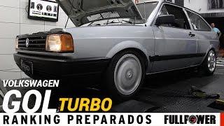 Download VW Gol quadrado turbo: mais um clássico mostra sua força. Ranking Preparados Video