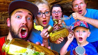 Download WE FOUND REAL TREASURE OF MONTEZUMA! EPIC HUNT FOR LOST GOLD! Video
