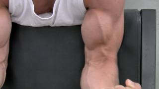 Download Biceps Workout at gym - 3 Bicep Exercises for Mass Video